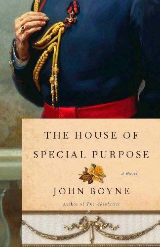 The House of Special Purpose by [Boyne, John]