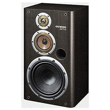 onkyo bookshelf stereo system. onkyo d-77ne 3-way bass reflex bookshelf speakers pair d-77ne- stereo system e
