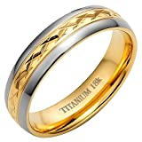 New Mens Titanium Ring 7mm wide . Brand New Available in Most Sizes Comes in a Quality Gift Box