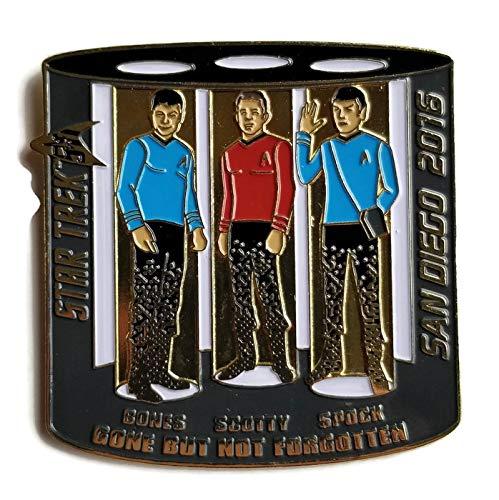 Star Trek Wardrobe - Star Trek San Diego 2016 Bones