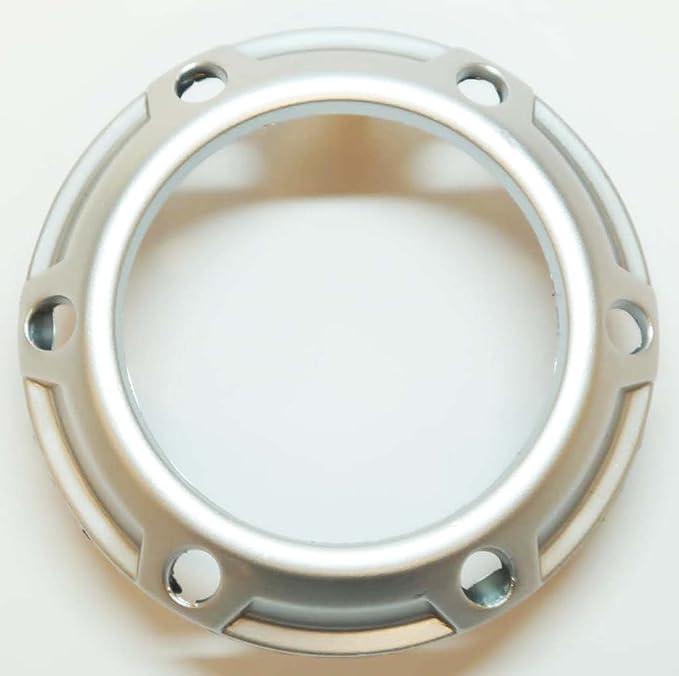 OUTLANDER 07-09 luz antiniebla Embellecedor Bisel Envolvente cromo satinado plata: Amazon.es: Coche y moto