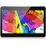 """Excelvan BT-MT10 - Tablet PC de 10.1"""" (Pantalla de HD, Android 4.4.2, 8GB, 1GB RAM, Batería de 5000mAh, Resolución 1024*600, Wifi, Bluetooth, GPS), Negro"""