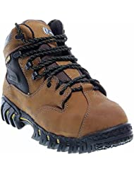 Michelin Mens Steel Toe Metatarsal Guard Hitop Boots