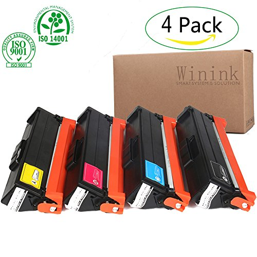 Winink TN336 TN315 Toner Cartridge High page Yield Black New Compatible With Brother MFC-L8850CDW 9460CDN 4570CDW HL-4150CDN HL-L8350CDW MFC-L8600CDW HL-L8250CDN