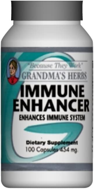 Immune Enhancer Best Natural Herbal Formula