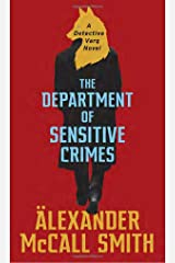 The Department of Sensitive Crimes: A Detective Varg Novel (1) (Detective Varg Series) Hardcover