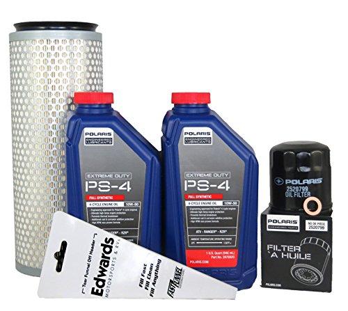 2013 Ranger 500 Midsize Genuine Polaris Extreme Duty Oil Change and Air Filter Kit