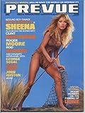 Prevue Magazine SHEENA DECEMBER 1984 C (Mediascene Prevue)