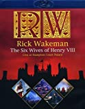Rick Wakeman: The Six Wives Of Henry VIII - Live At Hampton Court Palace [Blu-ray]