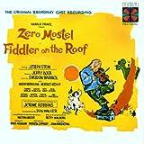 Fiddler on the Roof Original Broadway Cast Zero Mostel GERMAN IMPORT