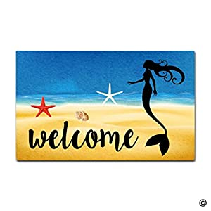 51kQMZR1zjL._SS300_ 100+ Beach Doormats and Coastal Doormats For 2020