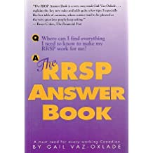 The Rrsp Answer Book