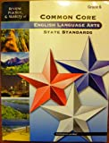 Review, Practice, & Mastery of the Common Core State Standards - ELA Grade 6 (English Language Arts)