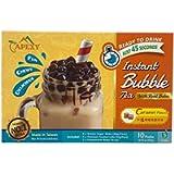 Bubble Tea COMPLETE SET. BEST DIY Boba / Bubble Tea Kit, Ready In 45 Seconds, 5 Packs Milk Tea Powder + 5 Packs Brown…