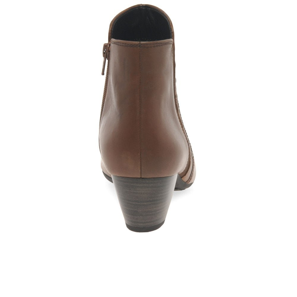 Gabor Damen Sport Comfort Sport Damen Stiefeletten Whisky Leder ceeada