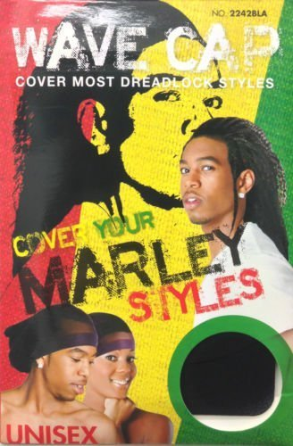 Magic Collection MARLEY Styles Wave Cap Cover Most Dreadlock Styles #2242BLA China