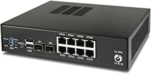 XG-7100 DT Netgate Security Gateway Appliance with pfSense Software (with 256GB Storage and 24GB Memory)