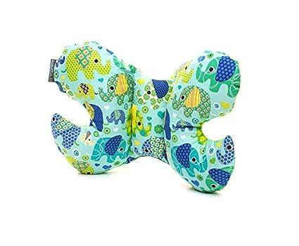milutka bebé cojín en forma de mariposa cabeza apoyo para ...
