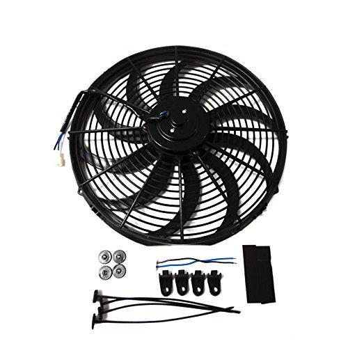 universal radiator fan - 6