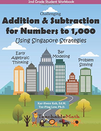 Amazon.com: Addition and Subtraction for Numbers to 1000 ...