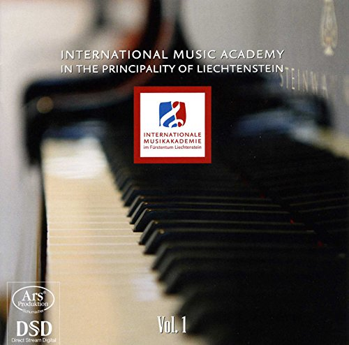 International Music Academy in the Principality of Liechtenstein, Vol. 1