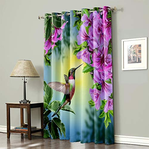 Wide Blackout Curtain
