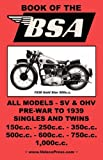 The Book of the Bsa - an Owners Workshop Manual For, , 1588500462