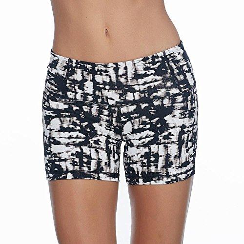 Shorty Glove Body - Body Glove Get Shorty Womens Hybrid Shorts - Medium/White