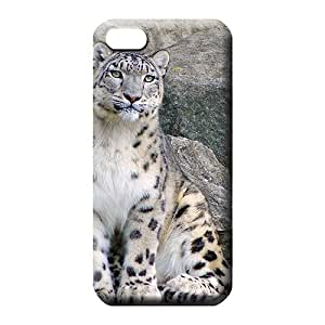 iPhone 5 5s Abstact Tpye style phone cases covers Animals Lions Tigers Wild Cats Snow Leopard And The Kitten