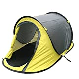 "Ezyoutdoor 86X48X39"" Instant Pop up Beach Cabana Tent Sun Shelter 2-3 person"
