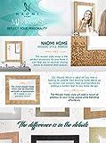 Naomi Home Mosaic Style Full Length Floor Mirror