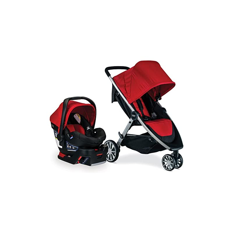 Britax B-Lively & B-Safe 35 Travel Syste