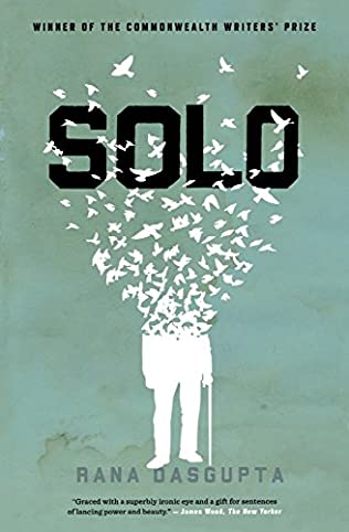 book cover of Solo