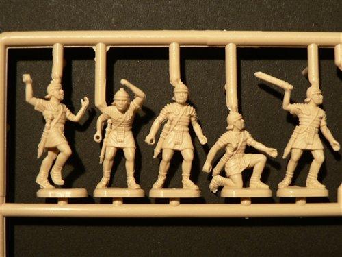 Italeri 1:72 Cesars Wars Roman Infantry