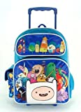 Large Rolling Backpack - Adventure Time - Big Group/Team 16