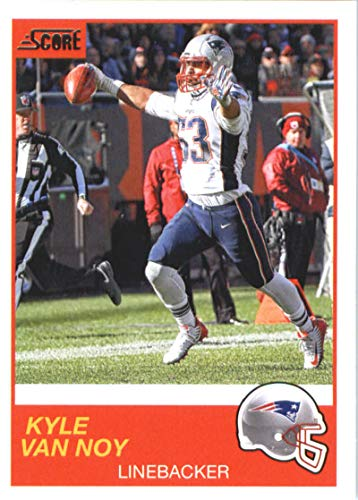 2019 Score #145 Kyle Van Noy New England Patriots NFL Football Trading Card