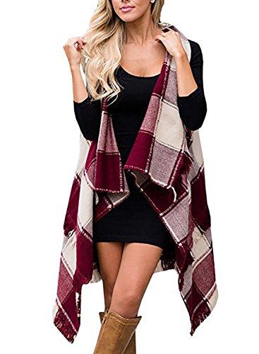 Women Sweater Vest - 9