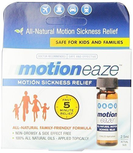 Motion Eaze Liquid 2.5 Ml by MotionEaze