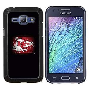 Stuss Case / Funda Carcasa protectora - KC Grunge - Samsung Galaxy J1 J100