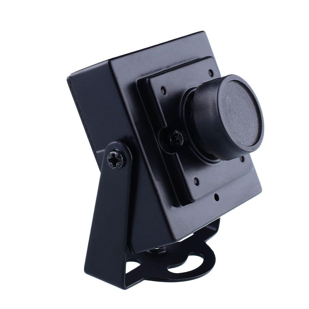 TOPmountain FPV HD Camera Digital Vedio Camera, Cámara Gran Angular para Videocámaras con Fotografía Aérea