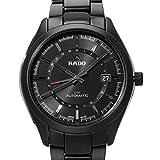 Rado Hyperchrome Automatic Black Dial Black Ceramic Men's Watch (R32167152)
