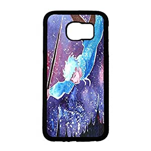 Cool Rise Of The Guardian Jack Frost Phone Case Durable Cover for Samsung Galaxy S6