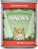 Innova Cat and Kitten Formula Canned Cat Food, My Pet Supplies