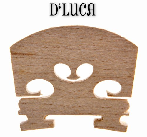 D'Luca VB-2 Standard Violin Bridge - 1/8