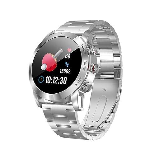 SEXTT Reloj Elegante, Hombres IP68 a Prueba de Agua Deporte ...