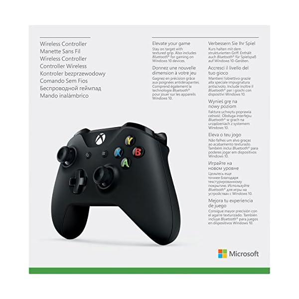 Xbox Wireless Controller - Black 5