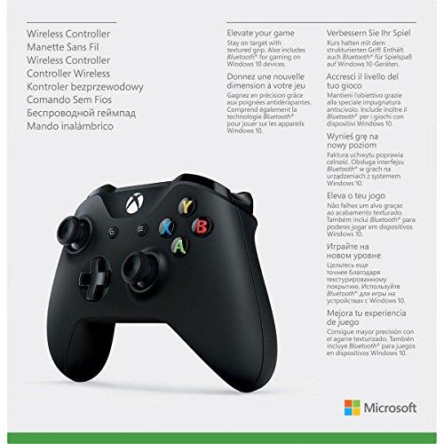 51kQSmdH5fL - Xbox Wireless Controller - Black
