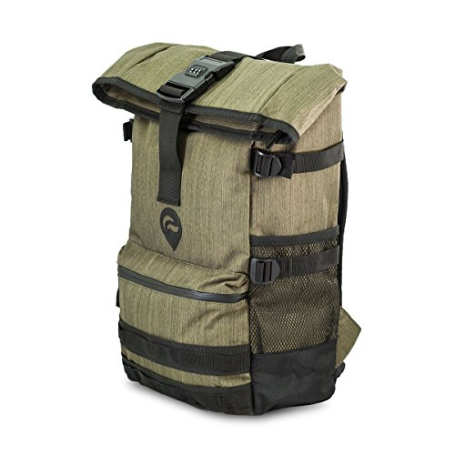 Skunk Backpack Rogue – Smell Proof – Water Proof – Lockable – Hydroponics