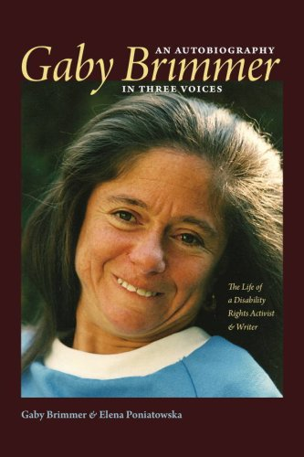 Gaby Brimmer: An Autobiography in Three Voices (HBI Series on Jewish Women) by Brand: Brandeis