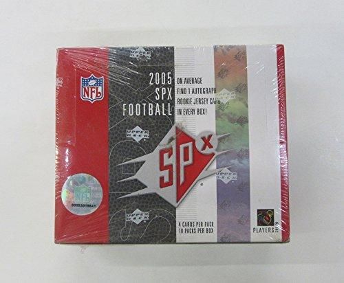 upper deck spx football - 4